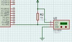 Making Thermostat with DS18B20 and Programming