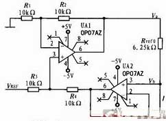 3-wire constant current source drive circuit