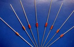 Glass thermistor manufacturer