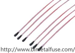 Negative Temperature Coefficient Thermistor (NTC) Features