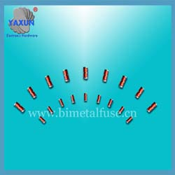 Glass Sealed SMD NTC thermistor