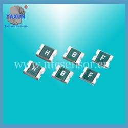 1210 SMD PPTC thermistor technology standard